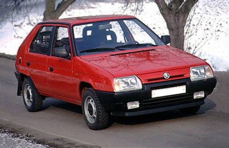 Skoda Favorit Forman с