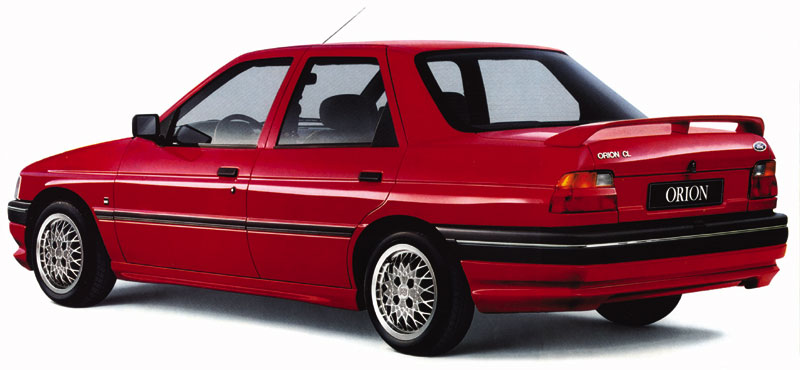 Ford Escort Orion 1990-1997