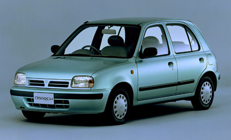 Nissan Micra march 1992-2002