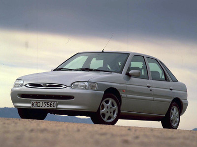 Электросхемы Ford Escort Orion