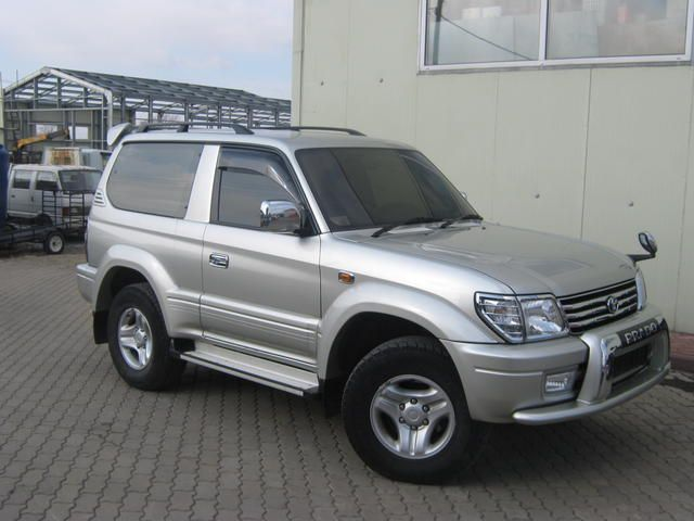 схема Toyota Land Cruiser